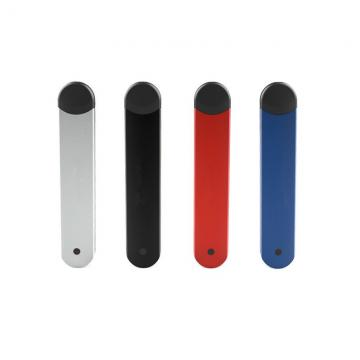 2019 Best Seller Colorful Electronic Cigarettes Disposable Vape Pen With 2ml