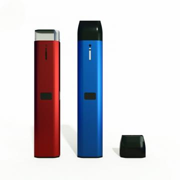 Happy Solution Wholesale Vaporizer Pen Cartridges Ceramic Coil Glass Disposable Vape Pen for Cbd Oil Ecig