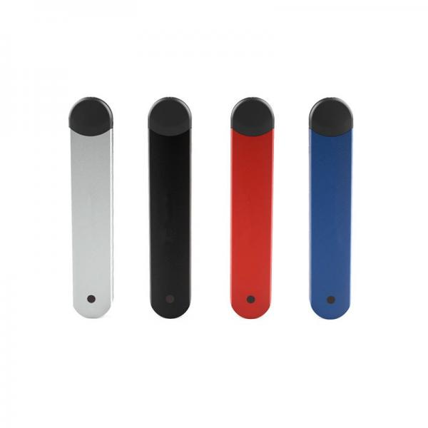 2019 Best Seller Colorful Electronic Cigarettes Disposable Vape Pen With 2ml #2 image